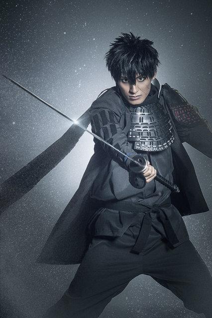 舞台『刀剣乱舞』ジョ伝 三つら星刀語りキャラクタービジュアル3