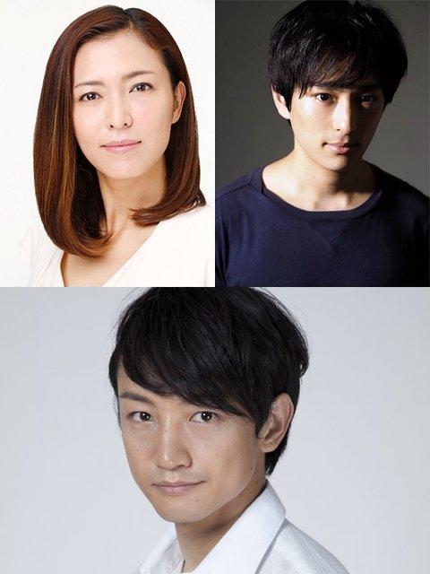 安蘭けい&古舘佑太郎の音楽座ミュージカル『とってもゴースト』映画化プロジェクトに永山たかしの出演決定