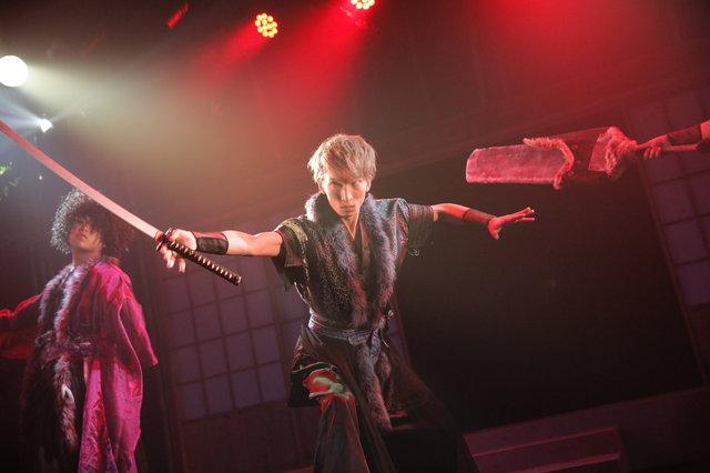 劇団 Patch『JOURNEY-浪花忍法帖-』東京公演舞台写真_10