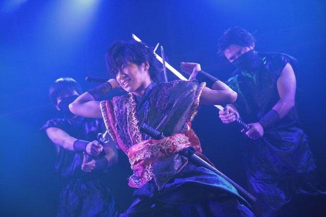 劇団 Patch『JOURNEY-浪花忍法帖-』東京公演舞台写真_2