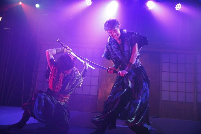 劇団 Patch『JOURNEY-浪花忍法帖-』東京公演舞台写真_8
