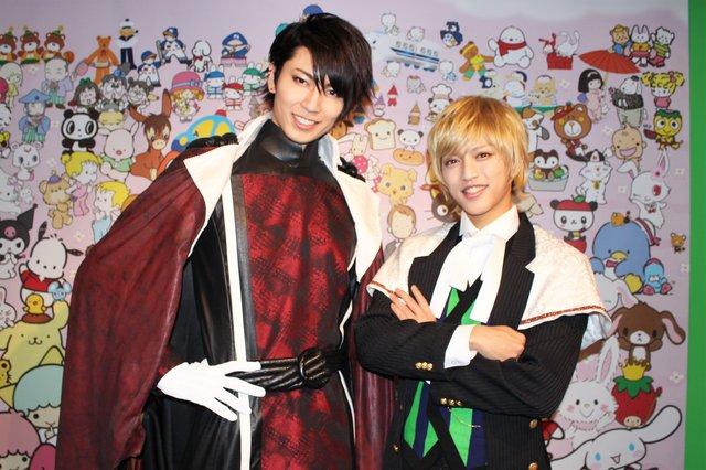 ミュージカル『魔界王子』石渡真修、鮎川太陽らがピューロランドで新作をアピール!プレイベントレポート