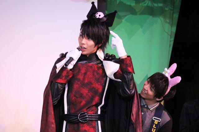 ミュージカル『魔界王子』ピューロランドイベント_12
