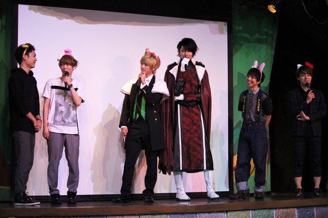 ミュージカル『魔界王子』ピューロランドイベント_18
