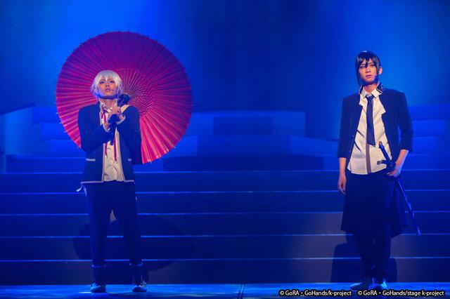 舞台『K –MISSING KINGS-』舞台写真_3