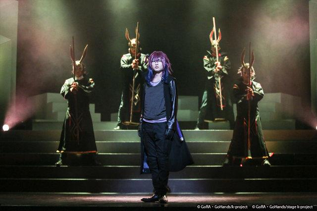 舞台『K –MISSING KINGS-』舞台写真_6
