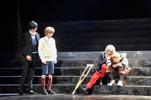 『はみだしっ子』舞台写真_2