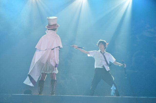 舞台『青の祓魔師』島根イルミナティ篇舞台写真_17