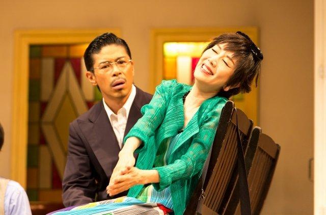 タクフェス第5弾『ひみつ』東京公演開幕!戸田恵子×宅間孝行の涙に溢れた物語