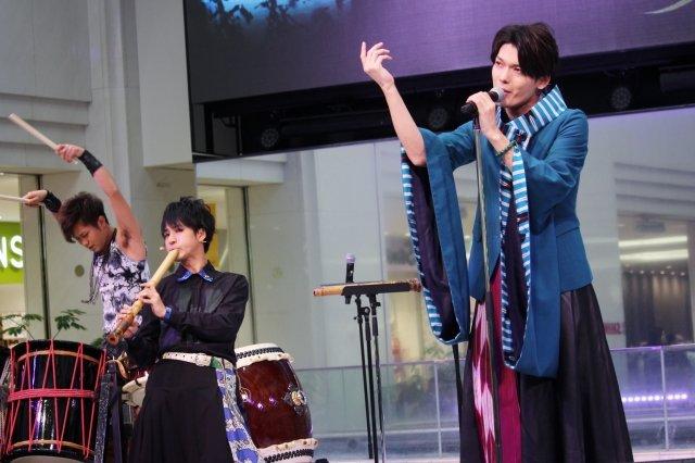 崎山つばさ「月花夜」リリース記念ライブ_4