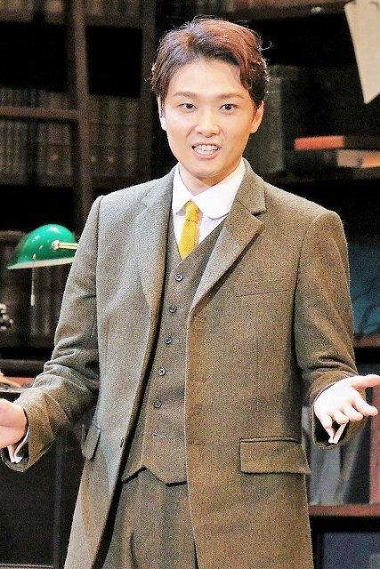 『ダディ・ロング・レッグズ~足ながおじさんより~』_2