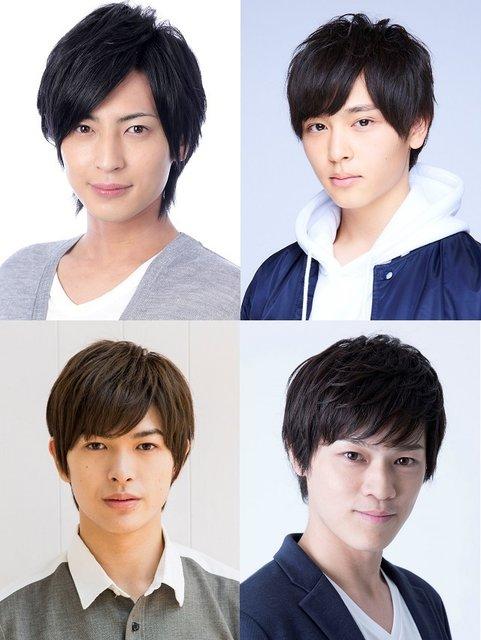 舞台『DIABOLIK LOVERS MB』新キャラ無神兄弟に斉藤秀翼、遊馬晃祐ら