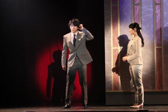 ミュージカル『デパート!』舞台写真_12