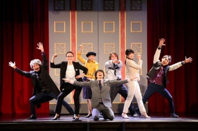 ミュージカル『デパート!』舞台写真_13