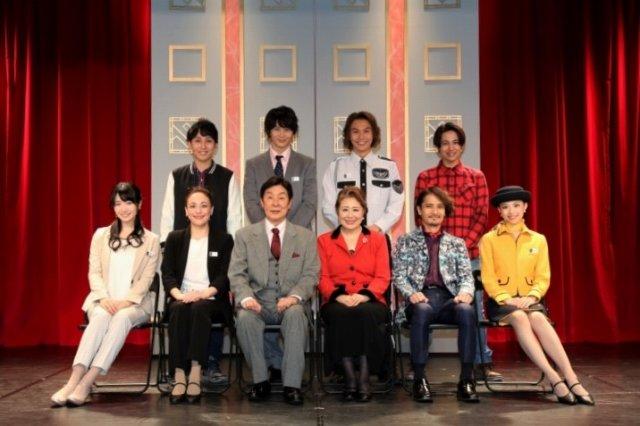 ミュージカル『デパート!』舞台写真_14