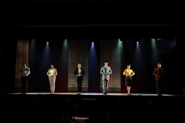 ミュージカル『デパート!』舞台写真_2
