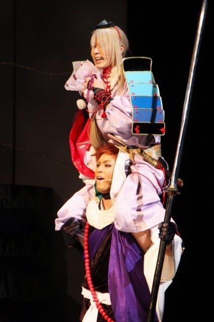 ミュージカル『刀剣乱舞』~つはものどもがゆめのあと~舞台写真_10