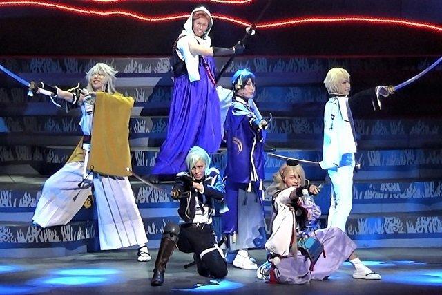 ミュージカル『刀剣乱舞』~つはものどもがゆめのあと~舞台写真_2