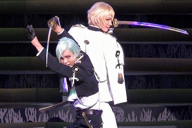 ミュージカル『刀剣乱舞』~つはものどもがゆめのあと~舞台写真_3
