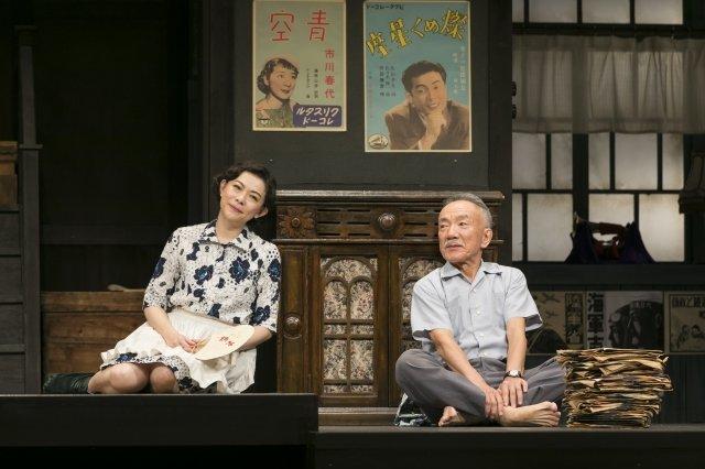 こまつ座 第120回記念公演『きらめく星座』舞台写真_4