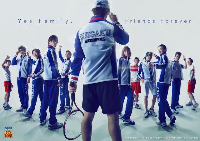 ミュージカル『テニスの王子様』3rdシーズン阿久津仁愛以外の青学メンバー11名が来春卒業!