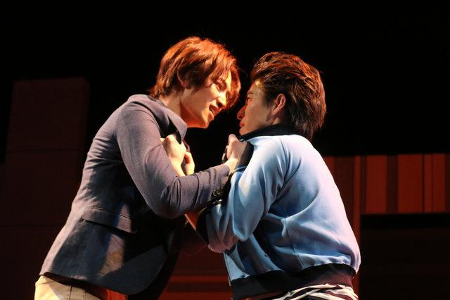 舞台版『ヘルプマン!~監査編~』舞台写真_10