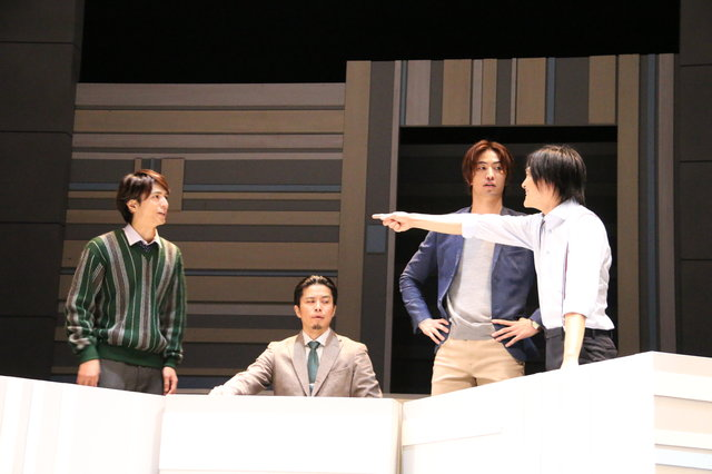 舞台版『ヘルプマン!~監査編~』舞台写真_12