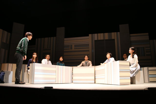 舞台版『ヘルプマン!~監査編~』舞台写真_15