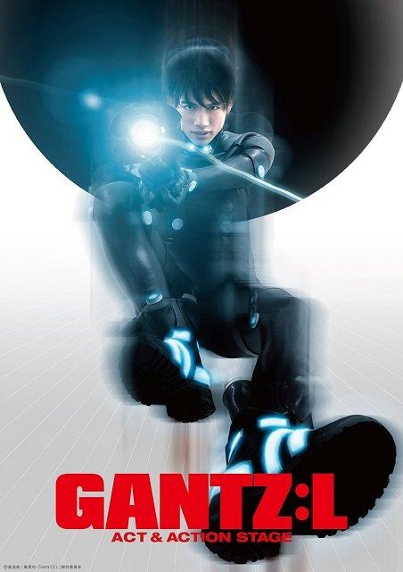 「GANTZ」鈴木勝秀の脚本・演出で初舞台化!出演に百名ヒロキ、高橋健介、佐藤永典ら