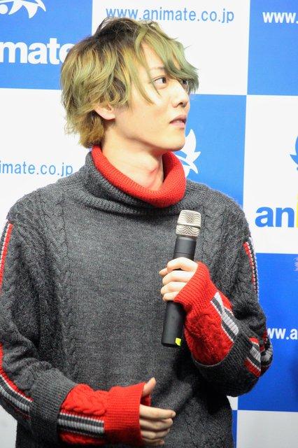 歌謡倶楽部『艶漢』第二幕制作発表_8