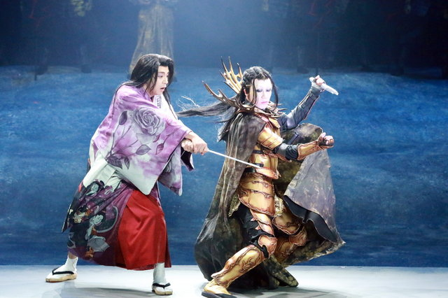 劇団☆新感線『髑髏城の七人』Season月<上弦の月>舞台写真_2