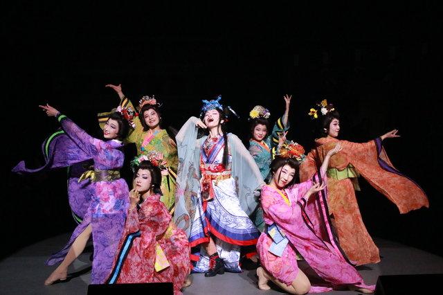 劇団☆新感線『髑髏城の七人』Season月<上弦の月>舞台写真_4