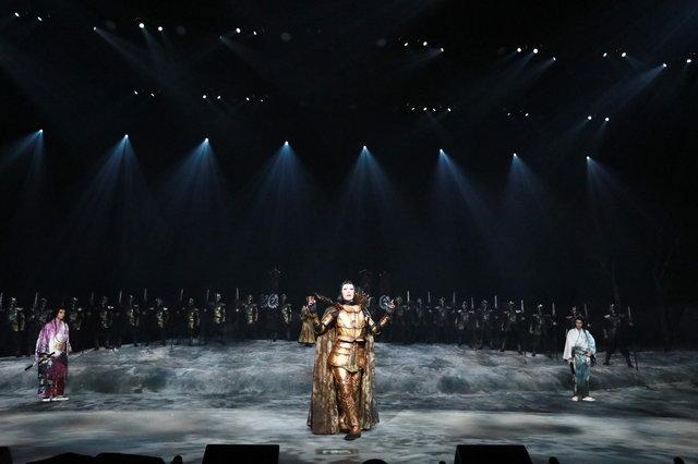 劇団☆新感線『髑髏城の七人』Season月<上弦の月>舞台写真_5