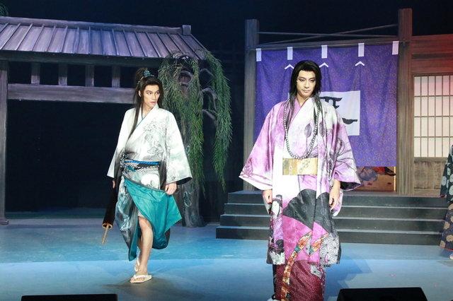 劇団☆新感線『髑髏城の七人』Season月<上弦の月>舞台写真_6