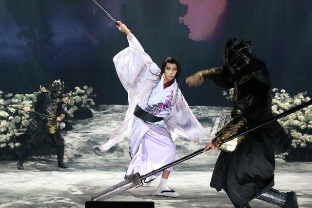 劇団☆新感線『髑髏城の七人』Season月<上弦の月>舞台写真_7