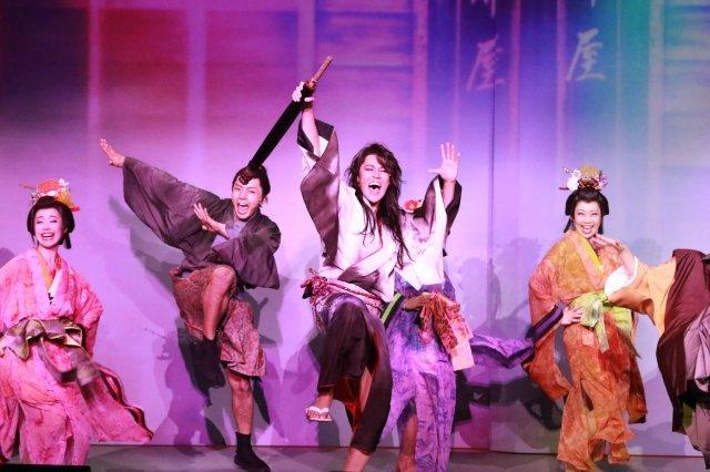 劇団☆新感線『髑髏城の七人』Season月<下弦の月>舞台写真_2