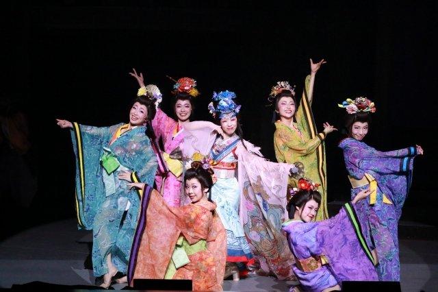 劇団☆新感線『髑髏城の七人』Season月<下弦の月>舞台写真_4