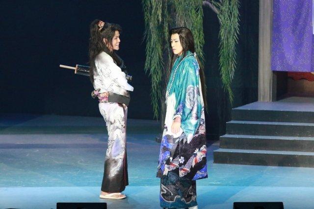 劇団☆新感線『髑髏城の七人』Season月<下弦の月>舞台写真_6