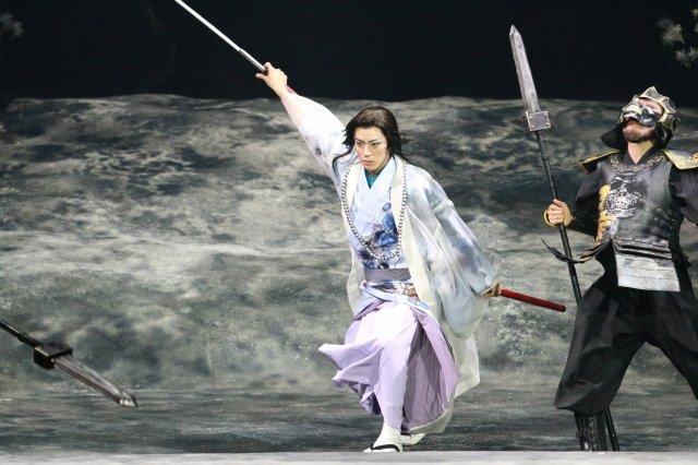 劇団☆新感線『髑髏城の七人』Season月<下弦の月>舞台写真_7