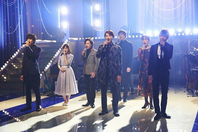 WOWOW『グリーン&ブラックス』第9回は福田雄一×井上芳雄対談&ミュージックショーを拡大!