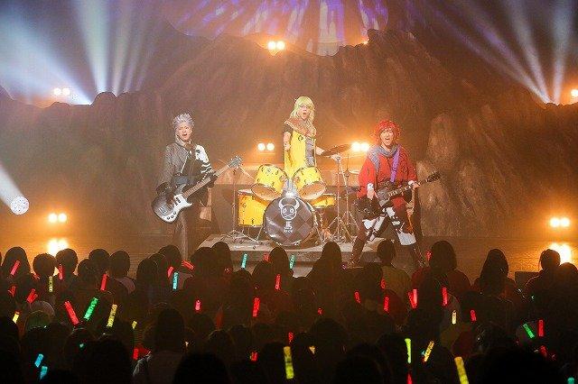 超歌劇『幕末Rock』絶叫!熱狂!雷舞、東京公演へ向け良知真次「本当のクライマックスに向けてクレッシェンド」