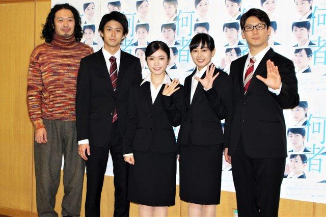 阿部顕嵐「ジャニーズJr.の立場と就活生は似ているかも」舞台『何者』ゲネプロレポート