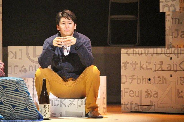 『何者』舞台写真_4