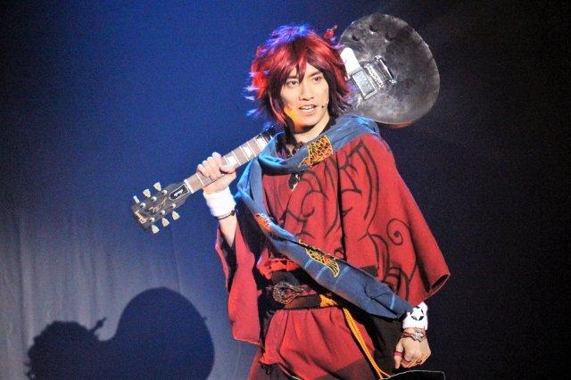 超歌劇『幕末Rock』絶叫!熱狂!雷舞_東京公演舞台写真2