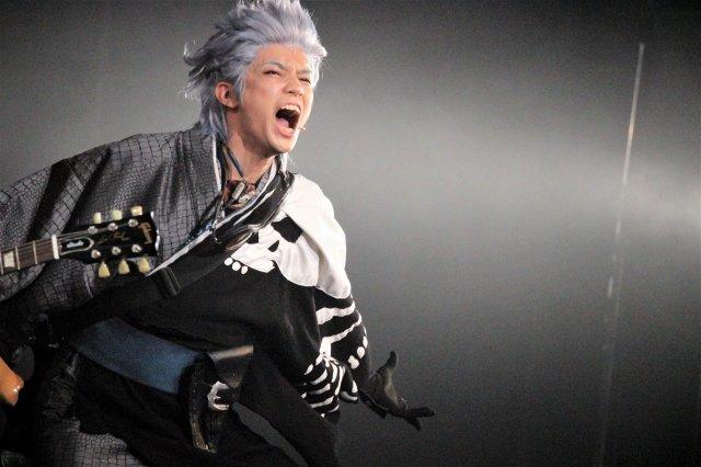 超歌劇『幕末Rock』絶叫!熱狂!雷舞_東京公演舞台写真3