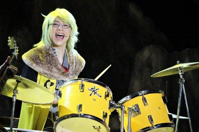 超歌劇『幕末Rock』絶叫!熱狂!雷舞_東京公演舞台写真4