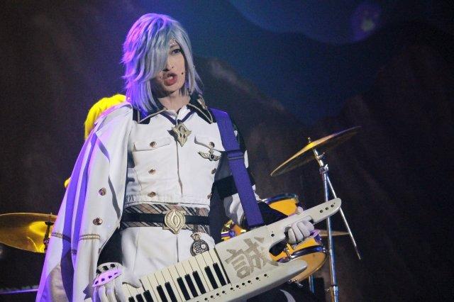 超歌劇『幕末Rock』絶叫!熱狂!雷舞_東京公演舞台写真6