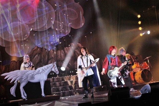超歌劇『幕末Rock』絶叫!熱狂!雷舞_東京公演舞台写真9