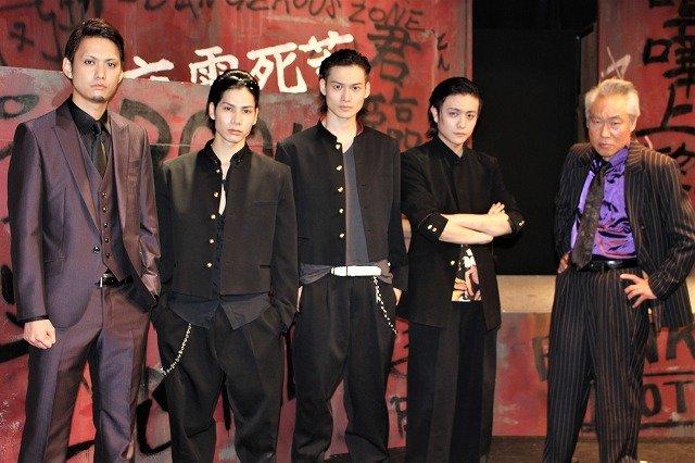 劇団番町ボーイズ☆第10回本公演 舞台『クローズZERO』舞台写真_11