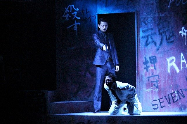 劇団番町ボーイズ☆第10回本公演 舞台『クローズZERO』舞台写真_4